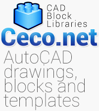 Ceco.NET - CAD Block libraries